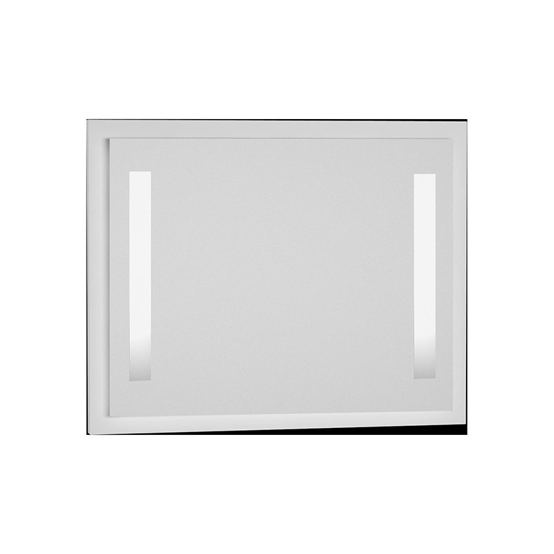 Vitra Espace Aydınlatmalı Ayna, 100 cm, Parlak Beyaz 54927 Ayna / Dolaplı Ayna