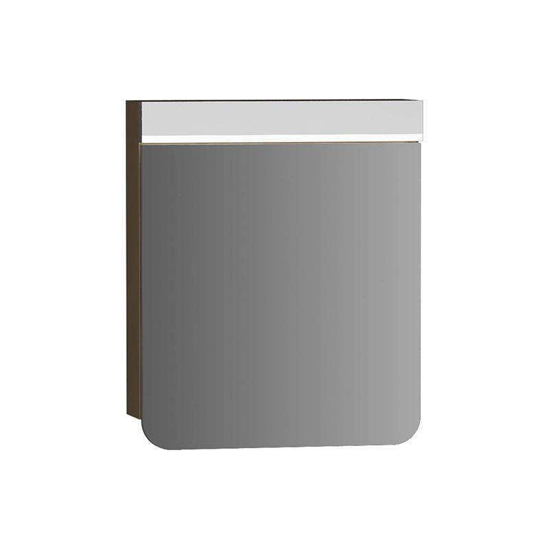 Vitra Gala Aydınlatmalı Dolaplı Ayna (Sol),60 cm Parlak Beyaz  55281 Ayna / Dolaplı Ayna