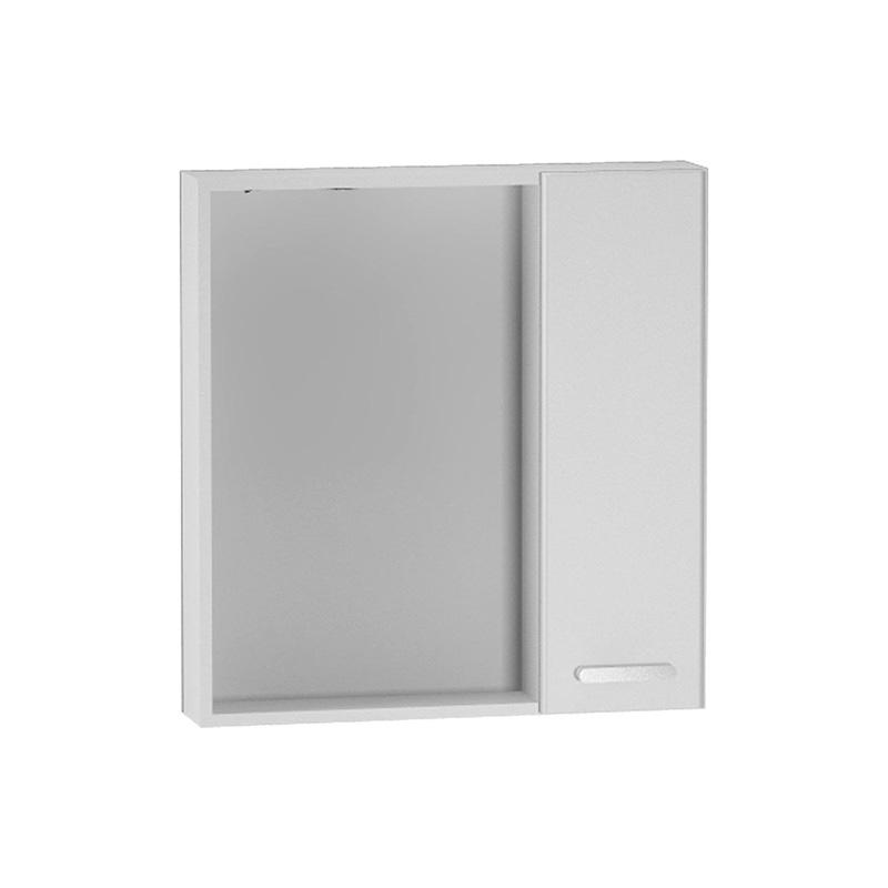 Vitra Sono Dolaplı Ayna, 80 cm Parlak Beyaz (Sağ) 55031 Ayna / Dolaplı Ayna