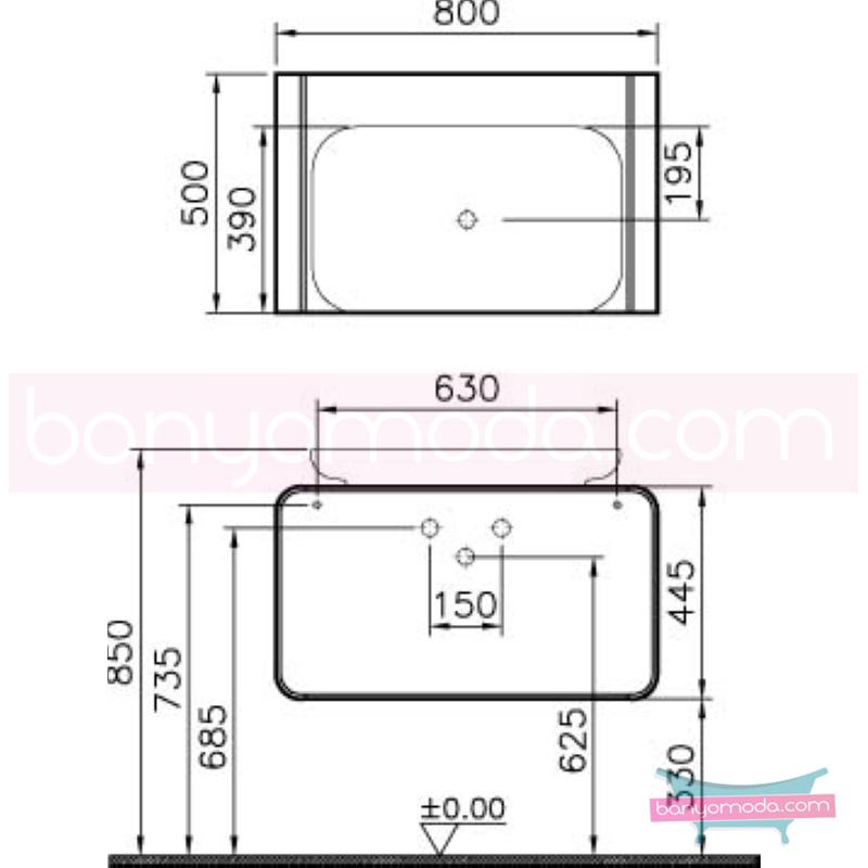 Vitra Mod Lavabo Dolabı, 80 cm, Parlak Beyaz - 52741 asma lake kaplama bas aç kapa çekmeceli modern tasarımı zarafetle bütünleyen Ross Lovegrove un çok özel koleksiyonudan en uygun fiyatlarla Banyomoda'dan online satın alabilirsiniz.